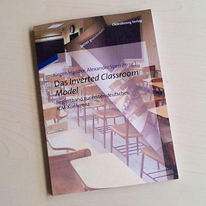 Coverillustration für das Buch Das Inverted Classroom Model